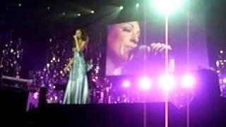 Natalia Druyts - Glamorous Arena Tour - All The Man I Need