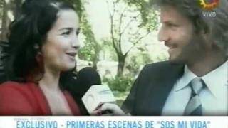 """Natalia Oreiro y Facundo Arana """"Los mejores amigos y Los Socios"""""""