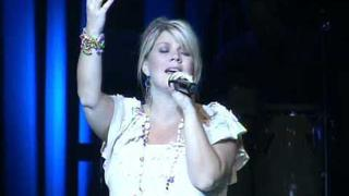 """Natalie Grant singing """"Your Great Name"""" Live @ Sunset Christian Center"""