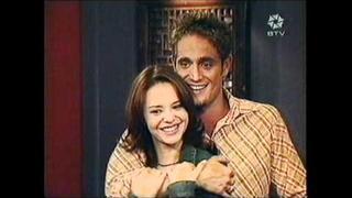 Natasha Klauss and Michel Brown