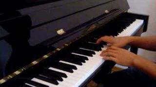 Ne-Yo - Because Of You - Piano