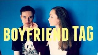 Něco jako boyfriend TAG w/ Džonáš
