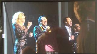 Neil Diamond at the Kennedy Center Honors Sweet Caroline