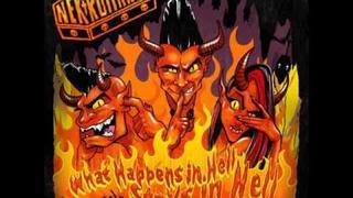 Nekromantix-What Happens In Hell Stays In Hell [w/ Lyrics]