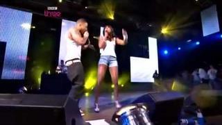 Nelly ft. Kelly Rowland - Dilemma (Live)