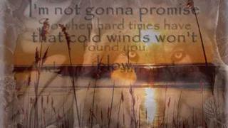 Never Alone - Lady Antebellum Feat. Jim Brickman (w/Lyrics)
