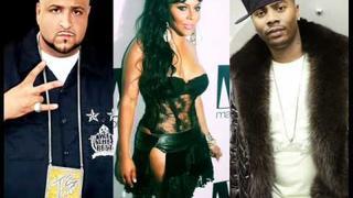 New! Lil' Kim, Mook, DJ Khaled& Ron Browz - OD Www.LilKimFanclub.com