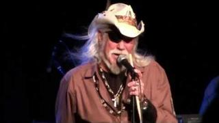 New Years Eve 2010 With Ray Sawyer (Dr Hook) Video 3 - She Was Only 16