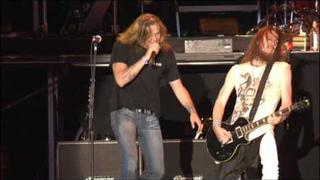 NewGNR COM - Download Festival 2006 - My Michelle