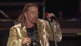 NewGNR COM Download Festival 2006 Paradise City