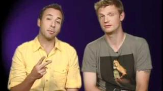 Nick Carter & Howie Dorough Give Justin Bieber Advice