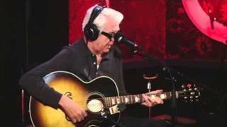 """Nick Lowe performs """"Sensitive Man"""" in Studio Q"""