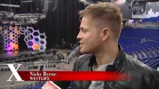 Nicky Byrne talks about Croke Park being Sold Out!