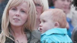 Nicole Filan's little brothers - Patrick and Shane jnr.