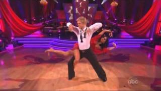 Nicole Scherzinger & Derek Hough -  Rumba