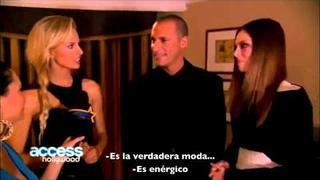 Nigel Barker, Karolina Kurkova, Coco Rocha - interview