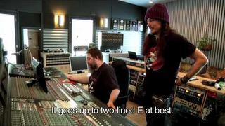 NIGHTWISH - Genelec Studio Monitors in action!