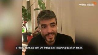 Nik Xhelilaj - Ambasador i World Vision ka një mesazh për labirintin