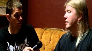 Nile Interview with Karl Sanders 2010