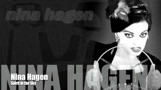 Nina Hagen - Spirit in the Sky