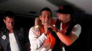 NKOTB - Jon Knight Sings - Ghost Bar 7/16/09