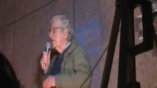 Noam Chomsky Addresses Occupy Boston Protesters: NewsParticipation.com