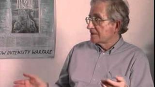 Noam Chomsky interviewed by Zack De La Rocha
