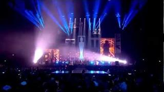 Noel Gallagher's High Flying Birds ft. Chris Martin - AKA What A Life (Live at BRIT Awards 2012)