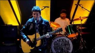 Noel Gallagher's High Flying Birds - The Death of You and Me (Later with Jools Holland)