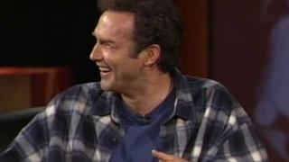 Norm MacDonald on Dennis Miller 1998
