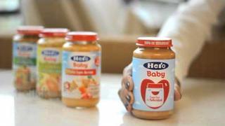 Nuria Fergó - Tarritos de Felicidad Hero Baby