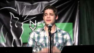 "NYTB Jeremy Jordan - ""Wall Lovin"" (Carner & Gregor)"