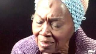 "Odetta Sings ""Sometimes I Feel Like a Motherless Child"""