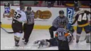 O'Donnell vs Hartnell; Moen vs Weber Feb 3, 2007