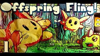 Offspring Fling! (Indie Game Part 1)