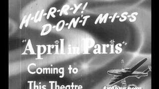 OH BOY EAT IT ALL ICE CREAM MOVIE TRAILERS KING SIZE MILK SHAKES DORIS DAY APRIL IN PARIS