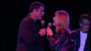 Olivia Newton-John + John Travolta - You're the One That I Want.MPG