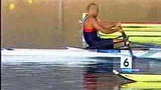 Olympiada 2004 - finale skif