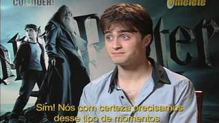 Omelete Entrevista: Daniel Radcliffe