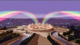 On A Rainbow - Carrie & Tom Fletcher
