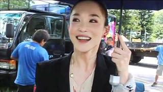 'On The Fringe' behind the scenes interview with Fann Wong