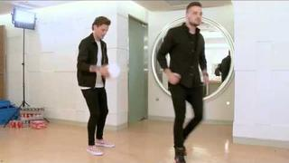 One Direction - Coca Cola ads behind the scenes