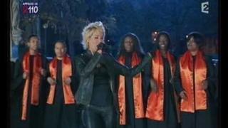 Ophélie Winter - Dieu m'a donné la foi (live)