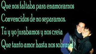 Original Christian Chavez and Agnes Monica - En donde estas Lyrics Version Studio