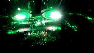 """""""Orion"""" - Metallica Concert Auckland New Zealand Vector Arena October 14 2010"""