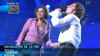 OT David Bisbal Y Chenoa Escondidos