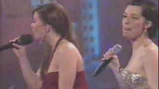 OT gala 15 - When you believe, Lorena y Soraya