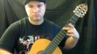 "Otep ""Ur A Wmn Now"" Arranged for Classical Guitar"