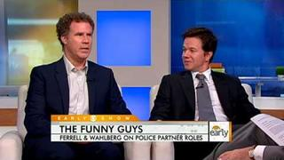 'Other Guys,' Will Ferrell, Mark Wahlberg