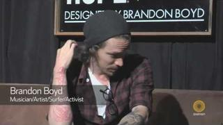 Ovation Interviews Incubus Front Man Brandon Boyd